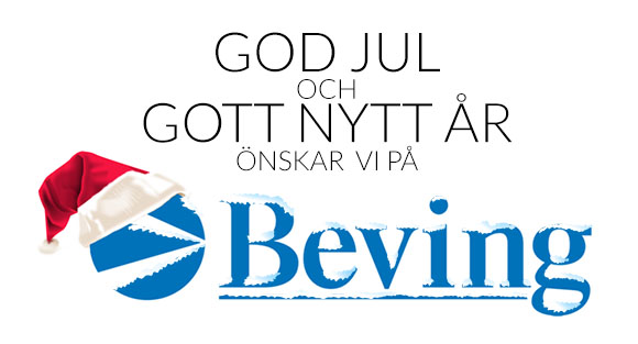 god jul fran beving